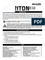 Triton EQ Manual