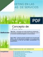 Mkt Empresas de Servicios