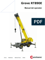 Manual Operador Grua Grove Rt890e4