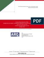 Parámetros de diseño y desempeño energético en edificios de clima mediterráneo
