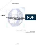 investigación 6 de mercados de capital
