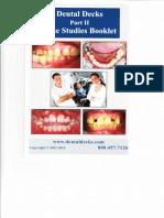 Dental Decks Case Studies Booklet