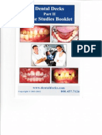 Dental Decks Case Studies Booklet