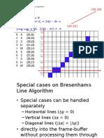 Bresenham n Circle Algorithm