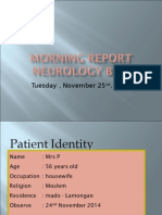MORNING REPORT 24 NOVEMBER 2014.ppt