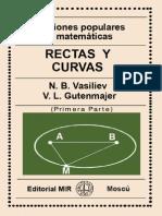 Rectas y Curvas - N.vasiliev(Editorial MIR)Part-1