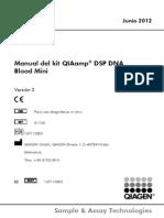 ES QIAamp DSP DNA Blood Mini Kit Handbook