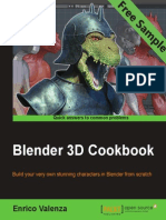 Blender 3D Cookbook - Sample Chapter