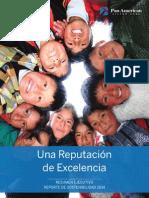 2014 Full Spanish Sustainability Report PDF