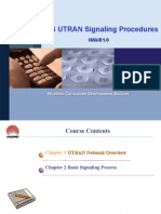W(Level1) UMTS UTRAN Signaling Procedures 20050614 a 1[1].0