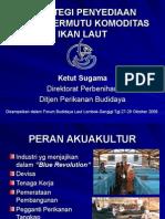 Lombok Forum Budidaya Laut