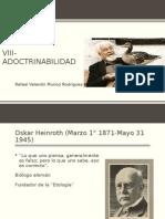 Ocho Pecados Mortales de La Civilización Moderna Rafael Muñoz Rodríguez