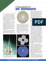 A New World of Fiber Sensors