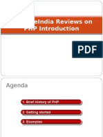 SynapseIndia Reviews on PHP Introduction