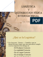 Logistica Internacional Upb