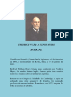 Fredrich Willian Henry Myers - Biografia