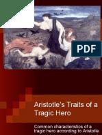 Aristotles Traits of a Tragic Hero--revised