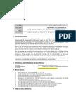 TDRS Contrata de Perfiles