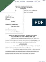 Bid for Position, LLC v. AOL, LLC et al - Document No. 22
