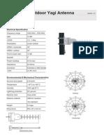 antena yagui DLink-ANT24