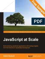 JavaScript at Scale - Sample Chapter