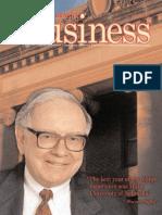 Nebraska Business 2001