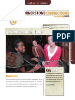 3rd Quarter 2015 Lesson 6 CornerstoneConnections