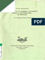 [Luigi Magnani] La Musica, Il Tempo, l'Eterno