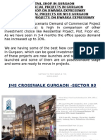 Commercial Projects on Dwarka Expressway-Gurgaon-9650129697