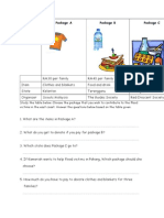 Package a Worksheet