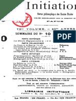 revue Initiation v72 n10 1906 Jul