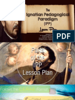 The IPP Lesson Plan