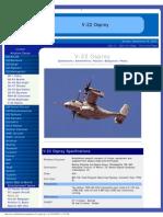 Global Aircraft -- V-22 Osprey
