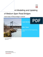 Gudni Pall Palsson(2012) Finite Element Modelling and Updating of Medium Span Roadbridges