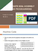 assemblylanguage8086intermediate-120317144353-phpapp01