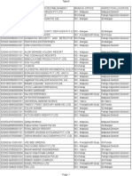 Employee List as on 1.12.2014