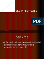 ARTRITELE INFECTIOASE
