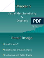 Chpt 5- Visual Merchandising and Displays