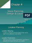 Chpt 4-Store Planning, Design & Layout
