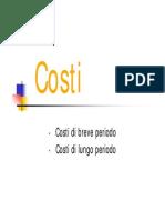 Funzione Di Costo