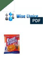 advertising-plan for eight oclock