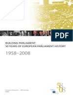 50 Years of European Parliament History