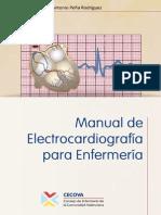 Manual de Electrocardiografía para Enfermería