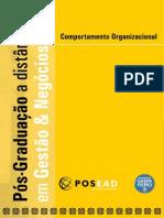 1 - Comportamento Organizacional