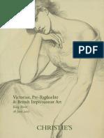 Victorian, Pre-Raphaelite & British Impressionist Art
