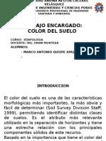 Exposicion de Edafologia