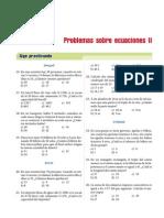 4to - Planteo de Ecuaciones II - Practicando