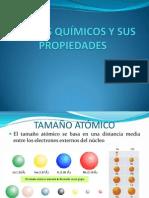 Enlaces Químicos y Sus Propiedades