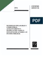 norma covenin 2239_4_1991_mat_inflam_part_4