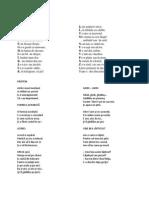 poezii copii cuminti